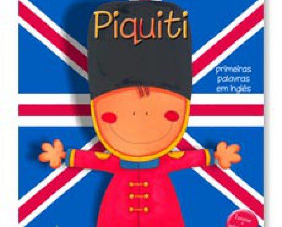 """""""Piquiti – Primeiras palavras em Inglês """""""