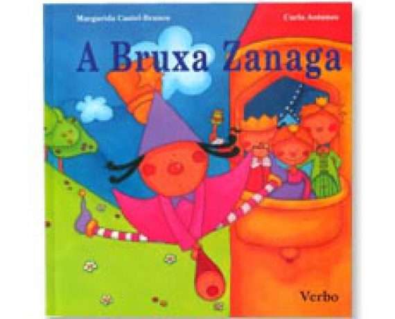 """A Bruxa Zanaga"