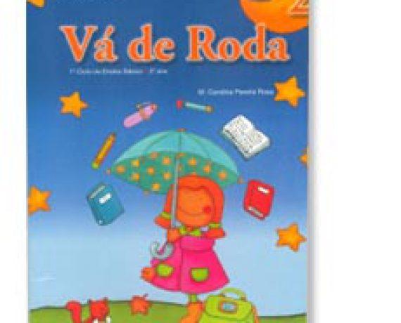 Vá de Roda 1º ano – língua portuguesa