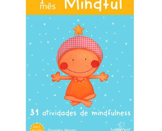 """""""1 mês Mindful"""""""