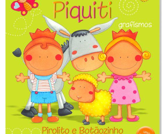 """""""Piquiti – Grafismos"""""""