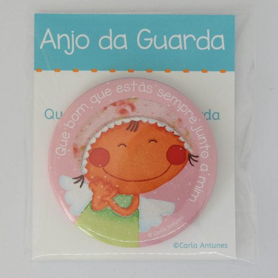 Anjo da Guarda VI - crachá