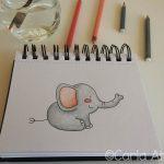 Pintura do elefante