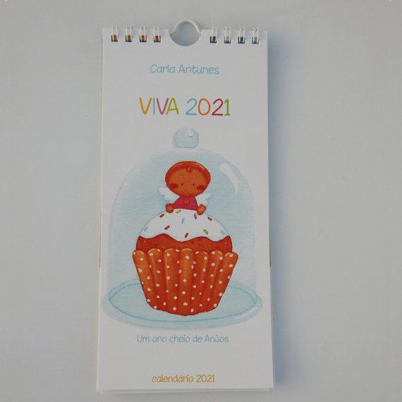 Calendário VIVA 2021