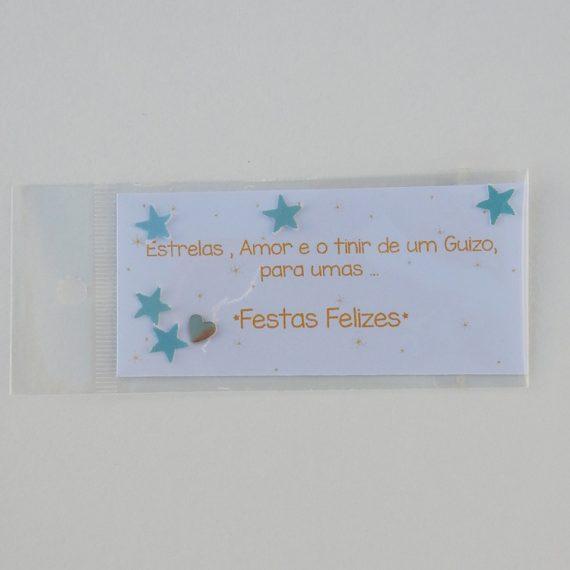 Etiquetas para presentes de Natal